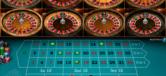 Multi-Wheel European Roulette Gold Series